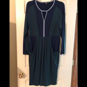 Beautiful Stitch Fix pocket dress!